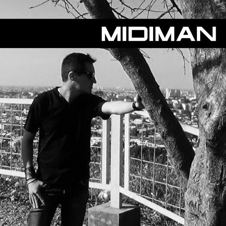 MIDIman Tour Dates