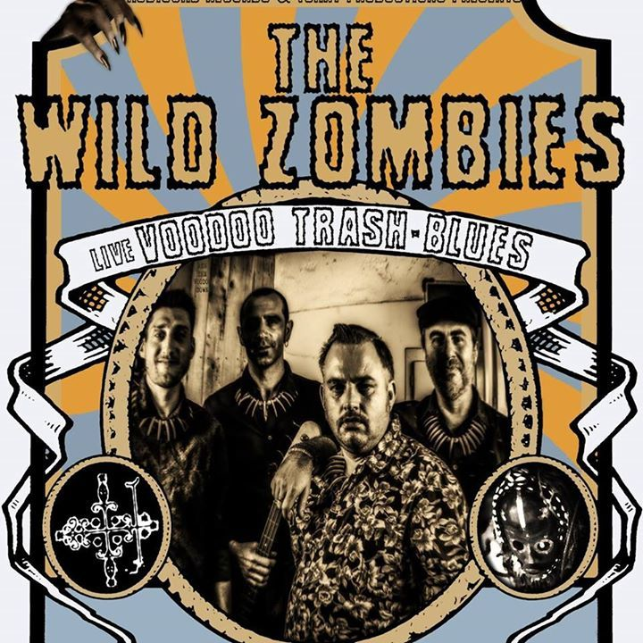The Wild Zombies @ MISTRAL PALACE - Valence, France