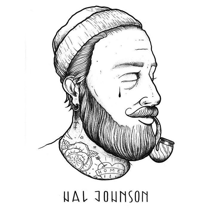 Hal Johnson @ Rattenloch - Schwerte, Germany