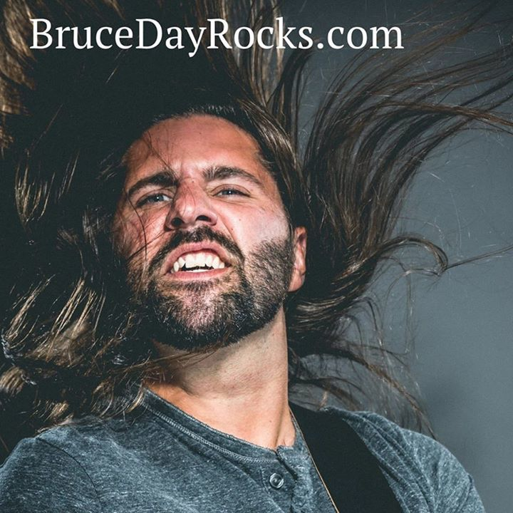 Bruce Day Rocks Tour Dates