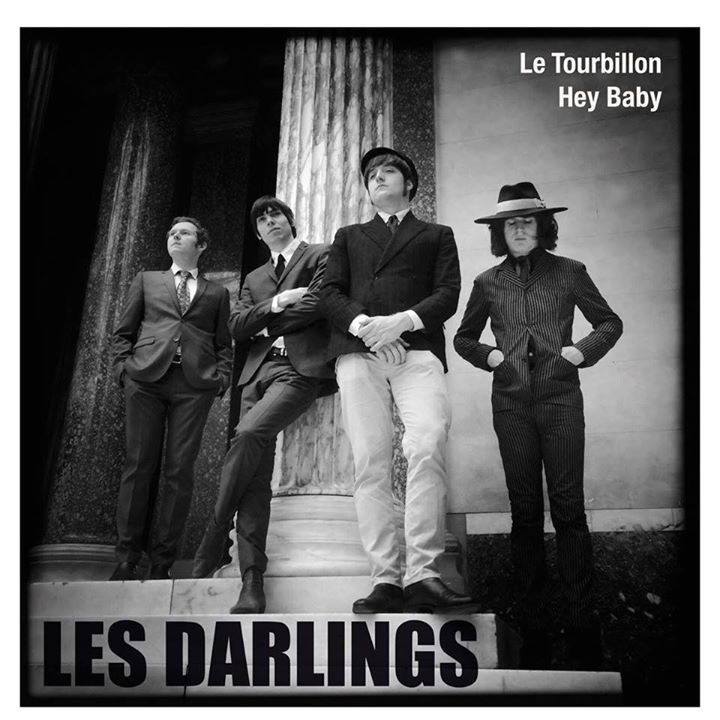Les Darlings Tour Dates