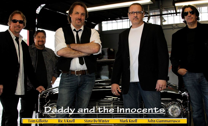 Daddy and the Innocents Tour Dates