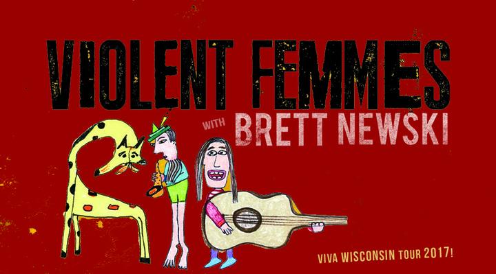 Brett Newski @ Pike Room @ The Crofoot - Pontiac, MI