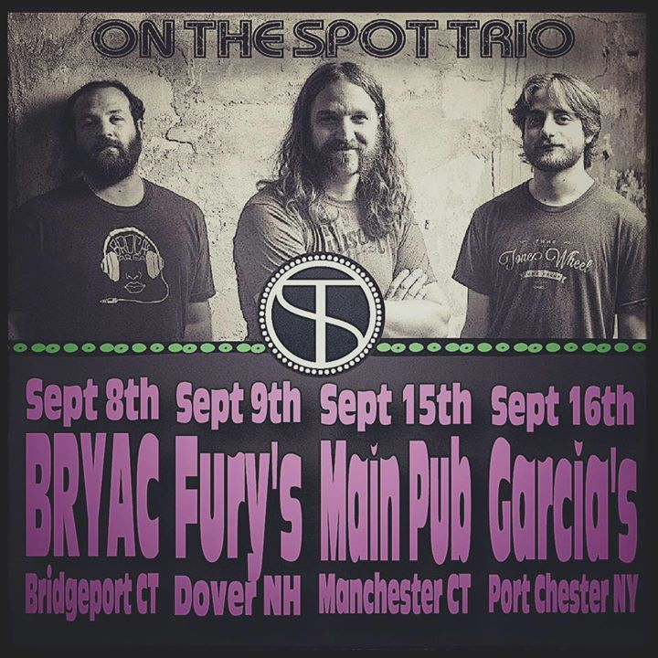 OTS (On The Spot) Trio @ Main Pub - Manchester, CT