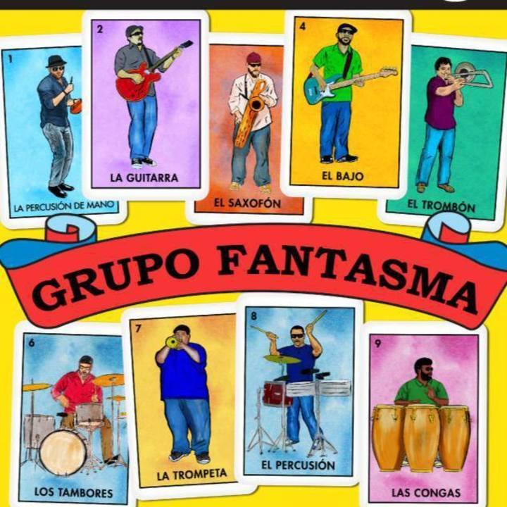 Grupo Fantasma @ Stubb's Waller Creek Amphitheater - Austin, TX