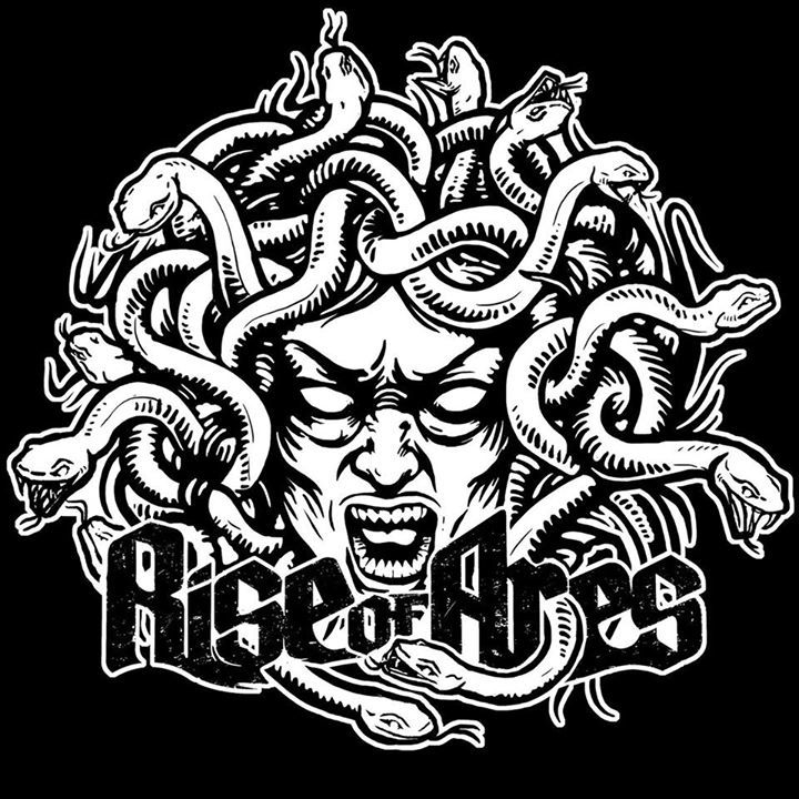Rise of Ares @ Rum Runners - London, Canada
