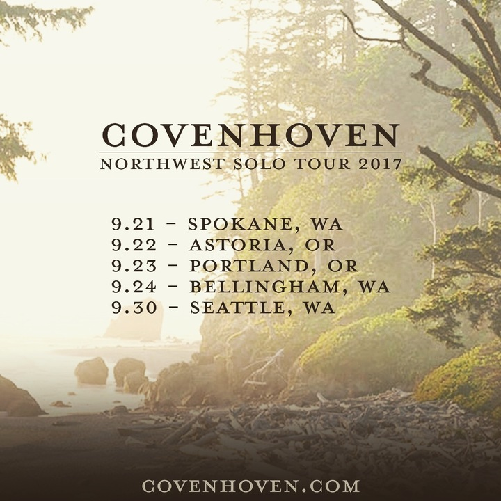 Covenhoven Tour Dates