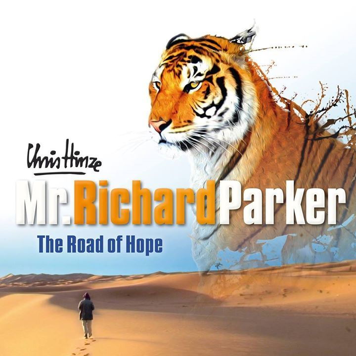 Mr Richard Parker Tour Dates