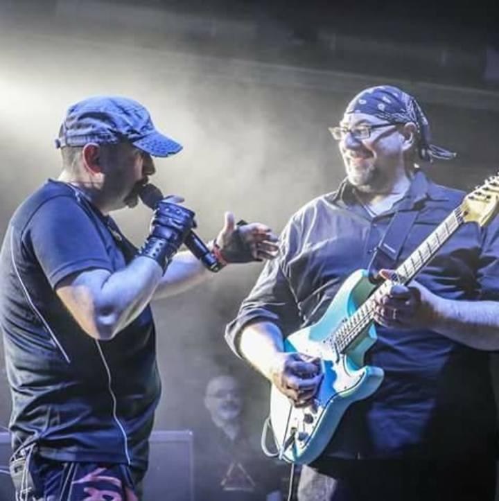 """"""" GLI ANGELI """" Vasco Rossi Tribute Band @ Bastia 2.0 - San Possidonio, Italy"""