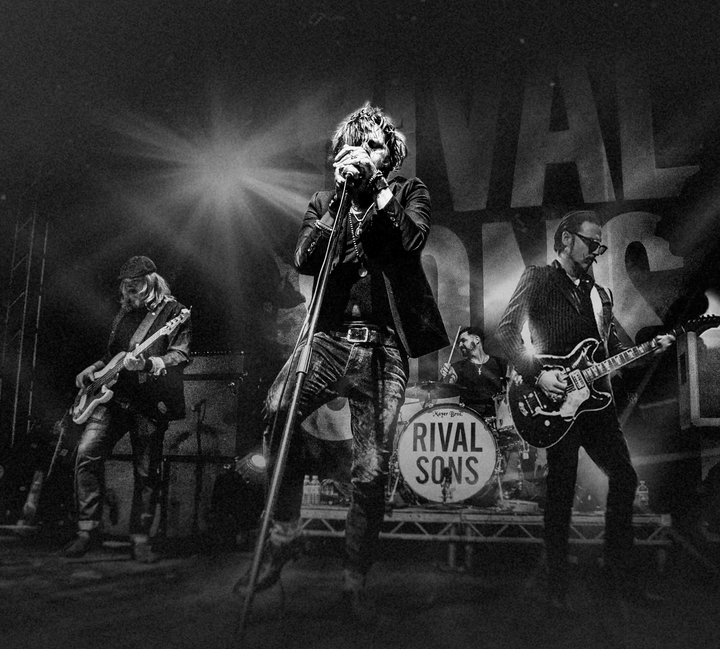 Rival Sons @ Pstereo 2017 - Trondheim, Norway