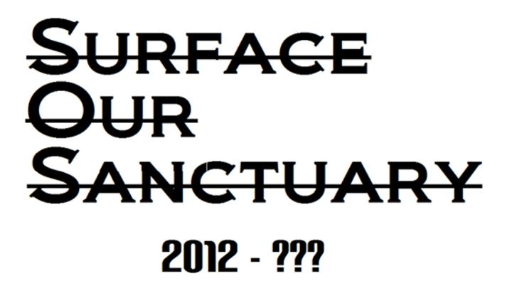 Surface Our Sanctuary Tour Dates