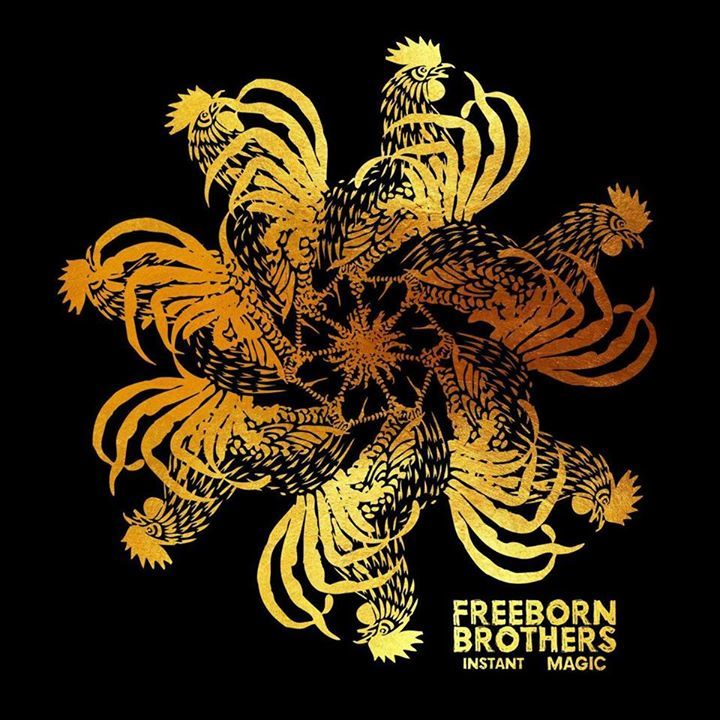 The Freeborn Brothers @ 6-Ścian Pub - Bialystok, Poland