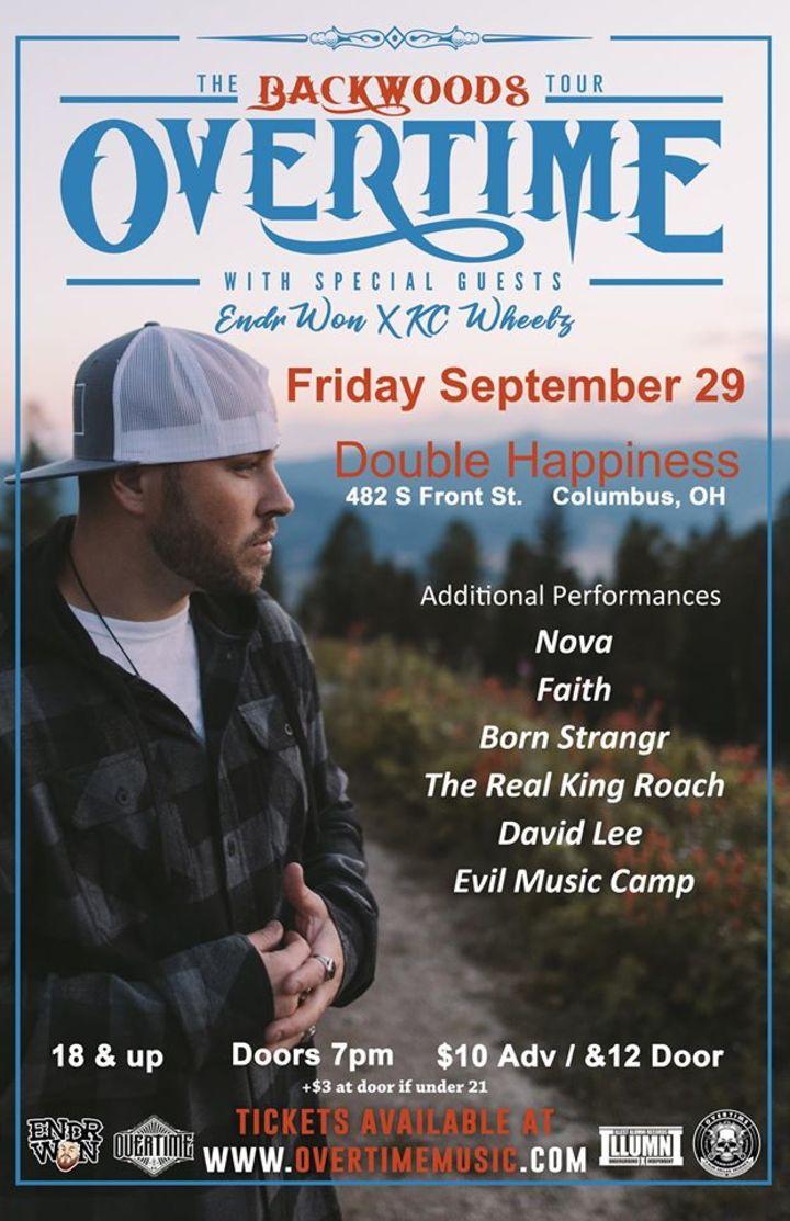 Young Faith Tour Dates