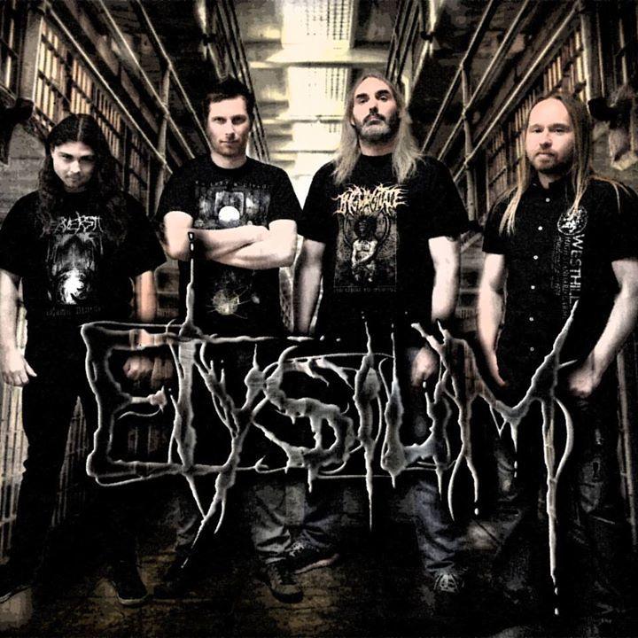 Elysium metal @ TBA - Jablonec Nad Nisou, Czech Republic