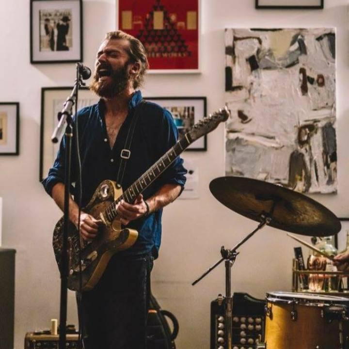 Jonah Tolchin @ The Grange - Providence, RI