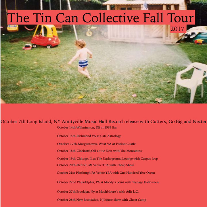 The Tin Can Collective @ 1984 Bar - Wilmington, DE