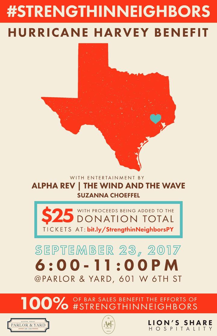 Alpha Rev @ Parlor and Yard - Austin, TX