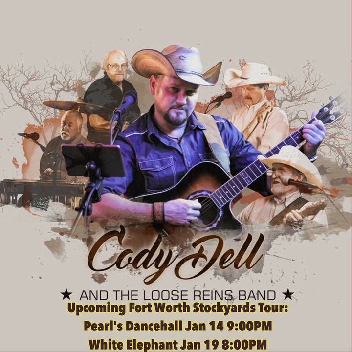 Cody Dell Akridge @ Burleson Senior Center  - Burleson, TX