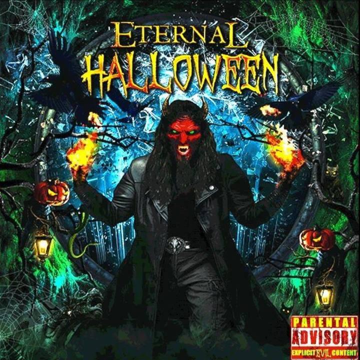 Eternal Halloween @ Bunker - Sala de Conciertos - San Luis Potosi, Mexico