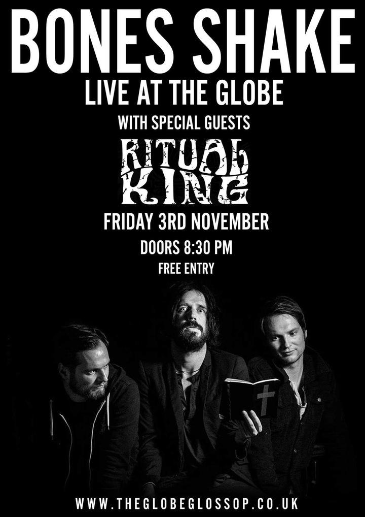 Ritual King @ The Globe  - Glossop, United Kingdom