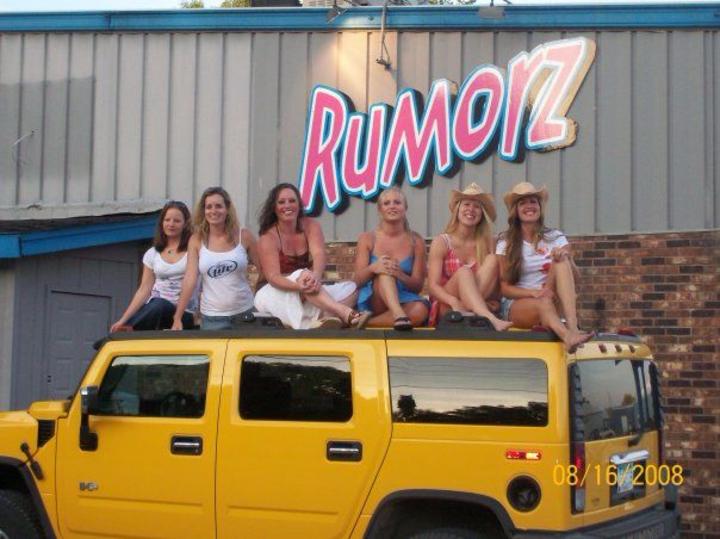 New TRICK - Iowa's Classic Rock Band @ Rumorz - Clear Lake, IA
