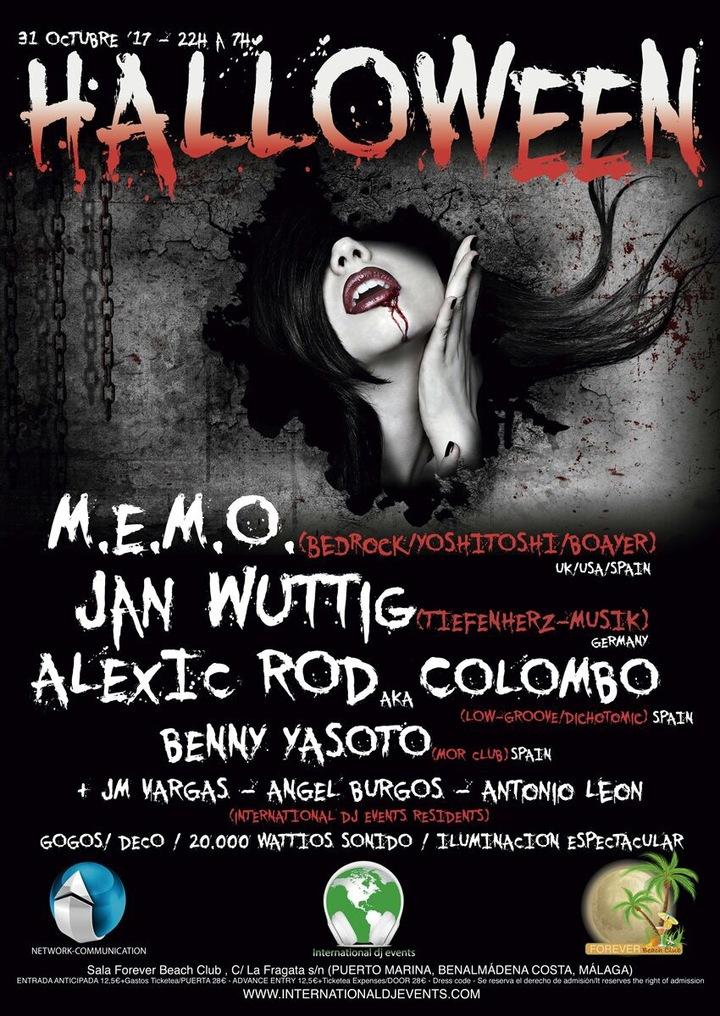 M.E.M.O. @ Forever Beach Club  - Benalmádena, Spain