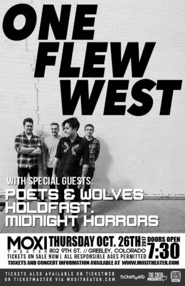 Poets & Wolves @ Moxi Theater - Greeley, CO