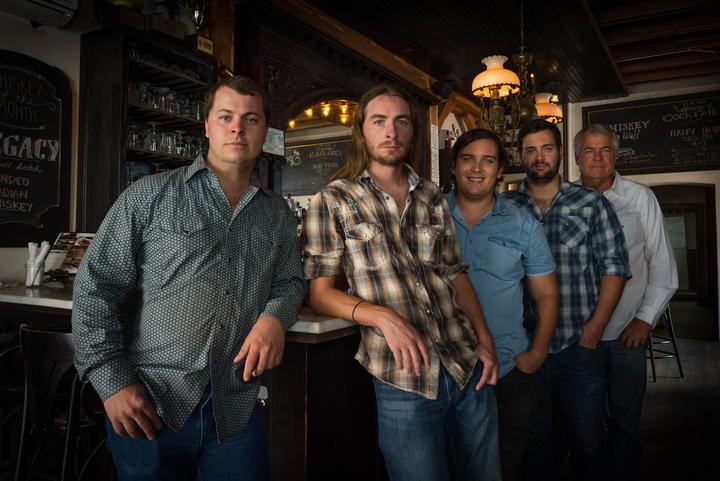 Drew Fish Band @ Hurricane Harry's - College Station, TX
