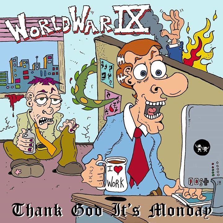 World War IX (WWIX) Tour Dates