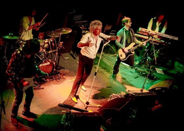 Rod and The Facez @ Glastonbudget Music Festival - Leicester, United Kingdom