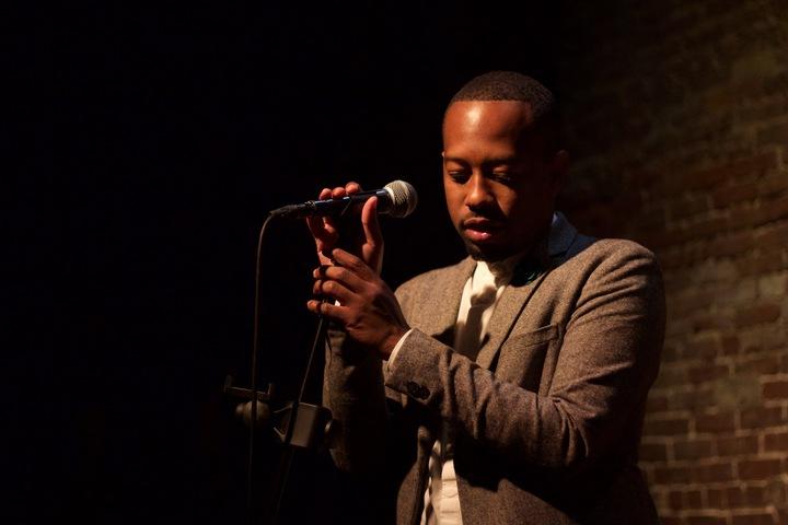 Rudy Francisco @ Busboys And Poets (Brookland) - Washington, DC