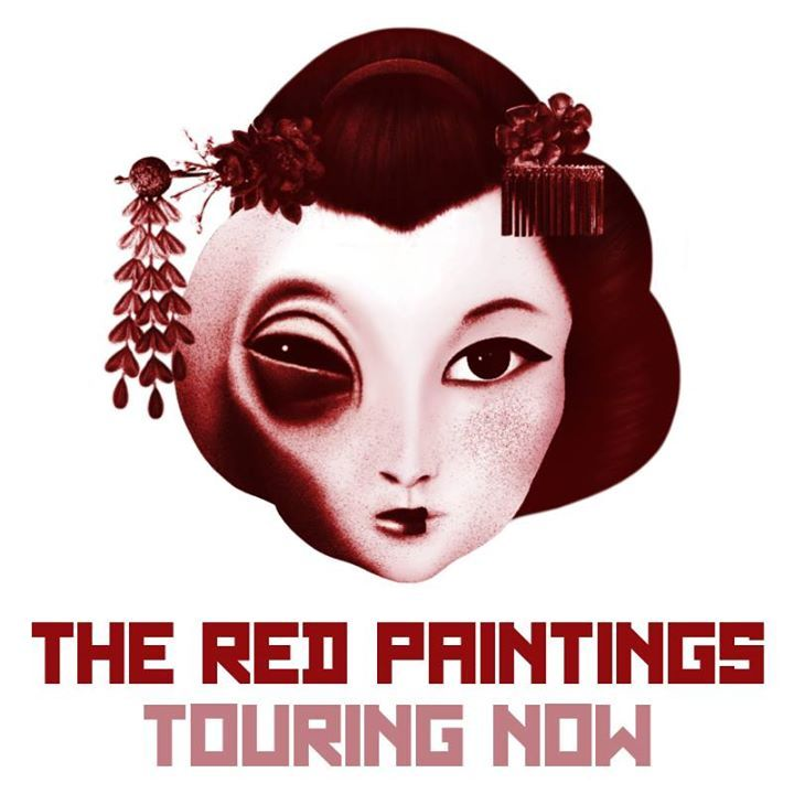 The Red Paintings @ Bodega Social Club - Nottingham, United Kingdom