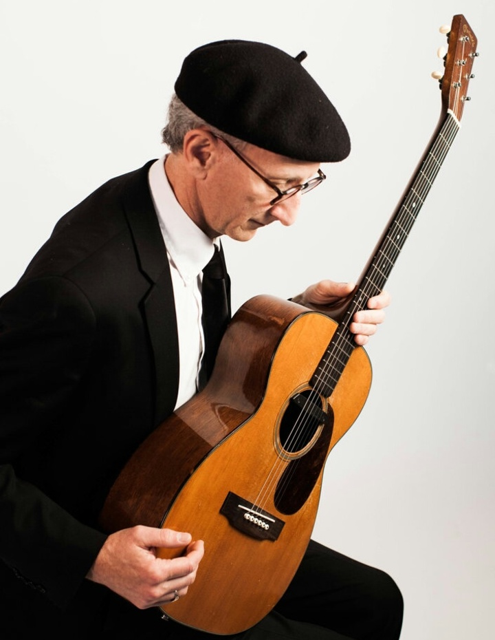 Terry Robb @ Old St. Peter's Church - The Dalles, OR