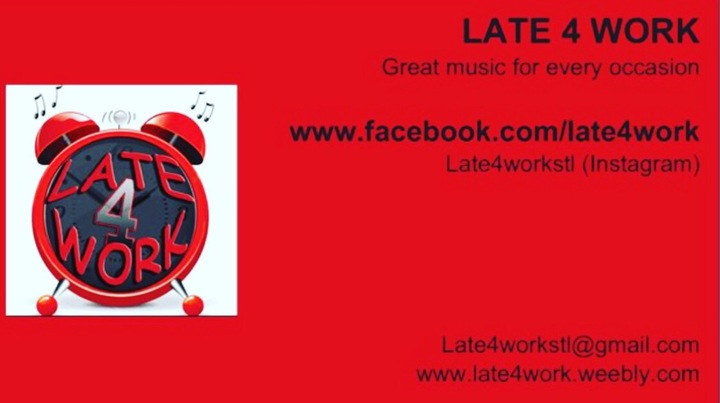 Late 4 Work @ The Lakehouse  - Maryville, IL