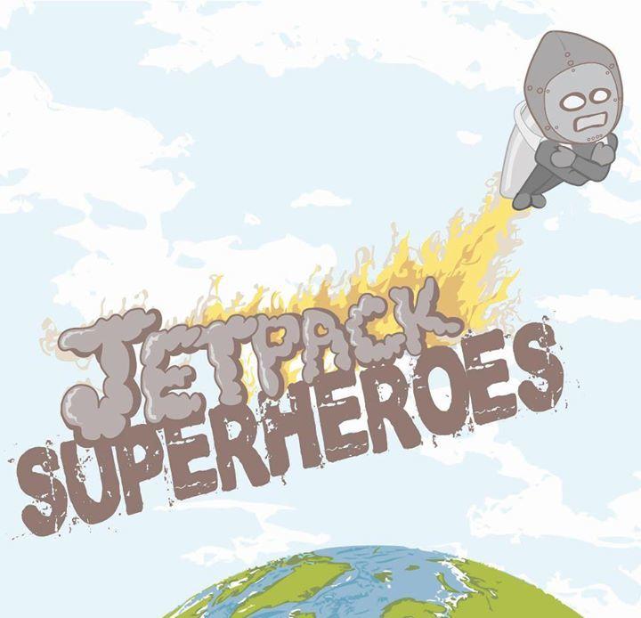 Jetpack Superheroes Tour Dates