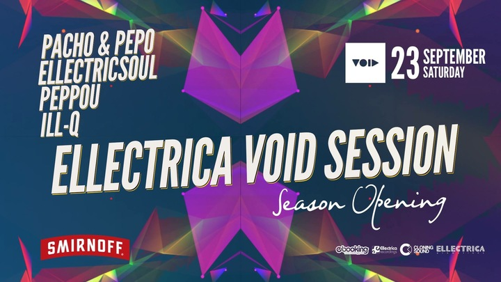 PEPPOU @ Ellectrica VOID Session at Club VOID - Plovdiv, Bulgaria