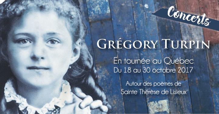 GREGORY TURPIN @ Sanctuaire Notre-Dame-du-Cap - Trois-Rivieres, Canada