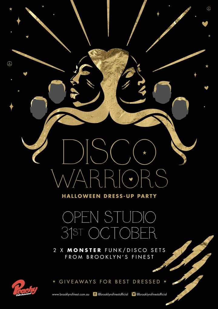 Brooklyn's Finest @ Open Studio - Melbourne, Australia