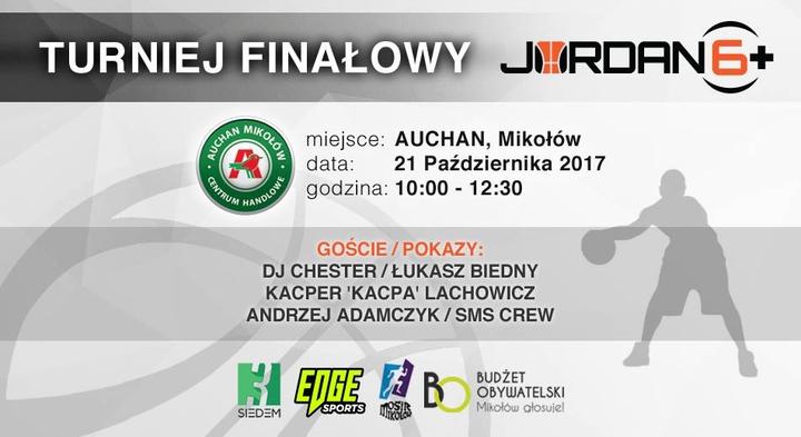 DJ Chester  @ JORDAN 6+ | FINAL - Mikołów, Poland