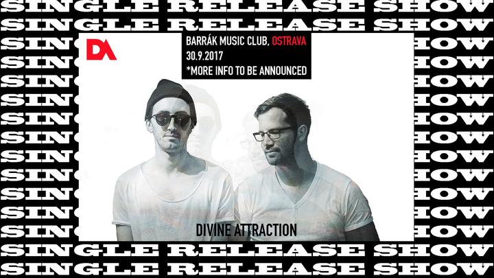Divine Attraction @ Barrâk Music Club - Ostrava, Czech Republic