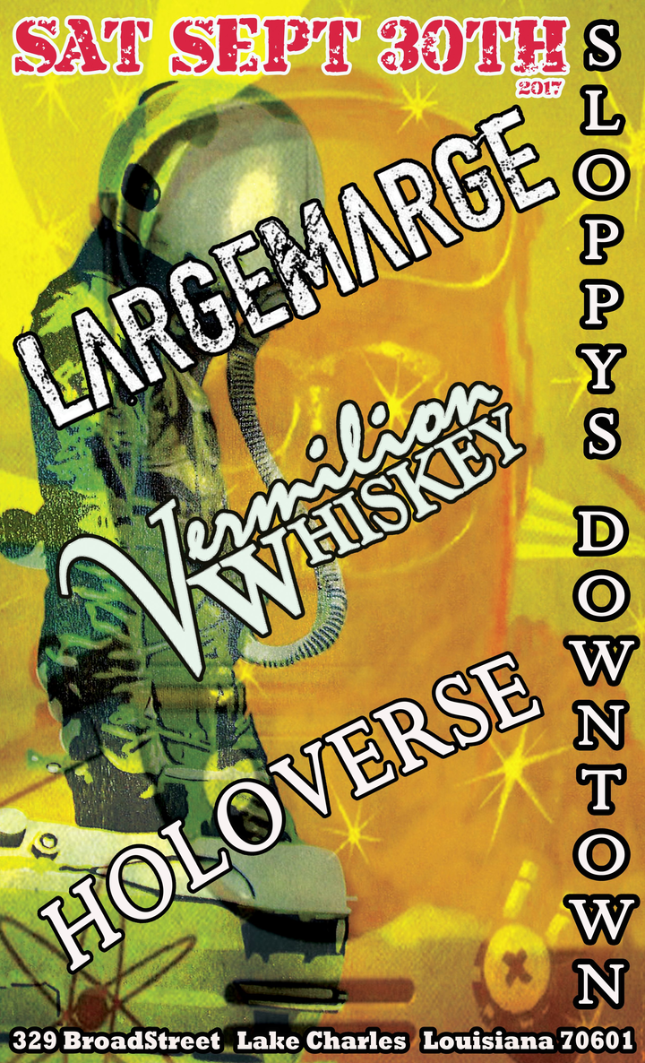 Vermilion Whiskey @ Sloppy's Downtown - Lake Charles, LA