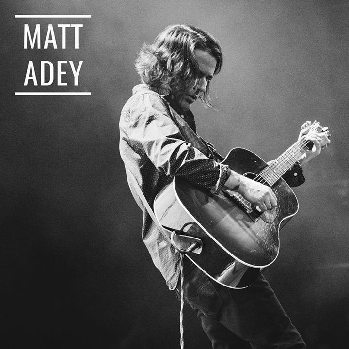 Matt Adey @ Bowery Electric - New York, NY