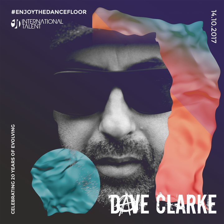 Dave Clarke (Official) @ Club Partenopeo - Napoli, Italy
