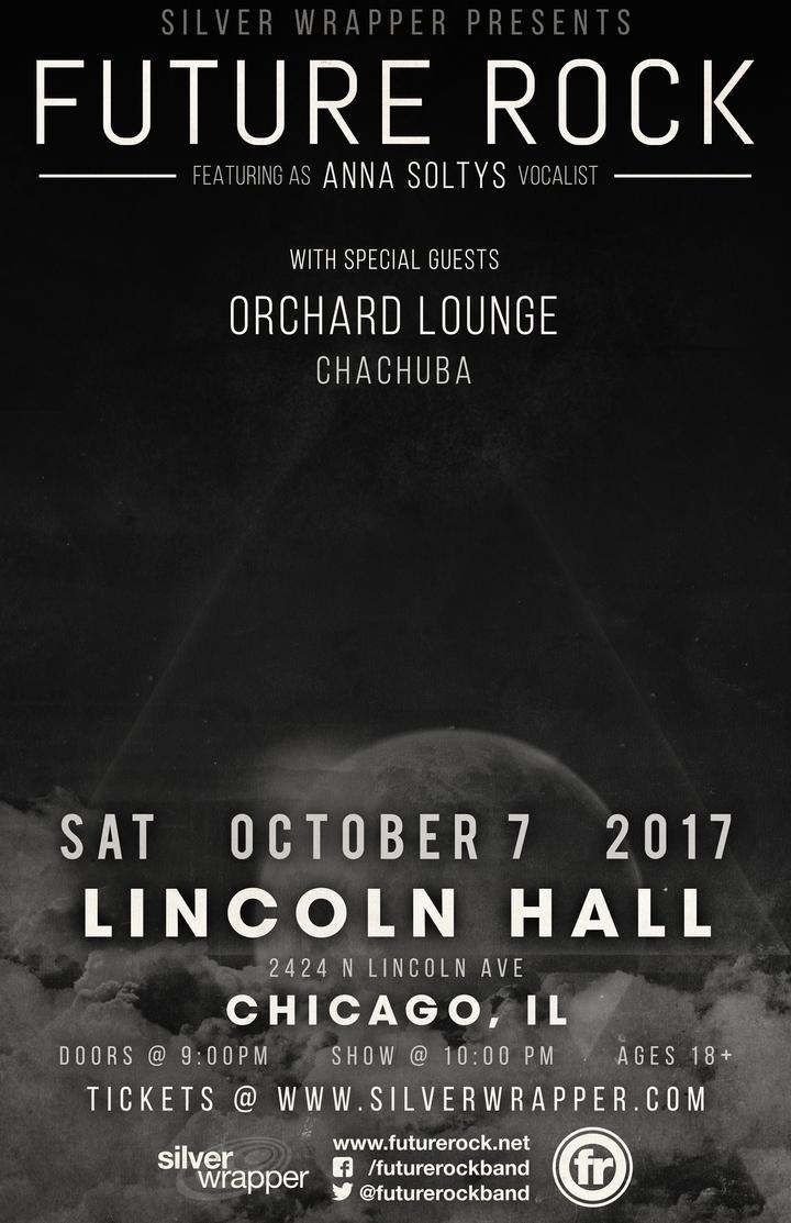 Future Rock @ Lincoln Hall - Chicago, IL