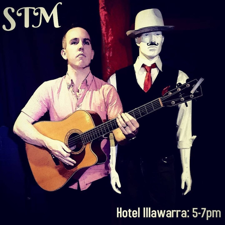 Scott Thornton Music @ Hotel Illawarra  - Wollongong, Australia