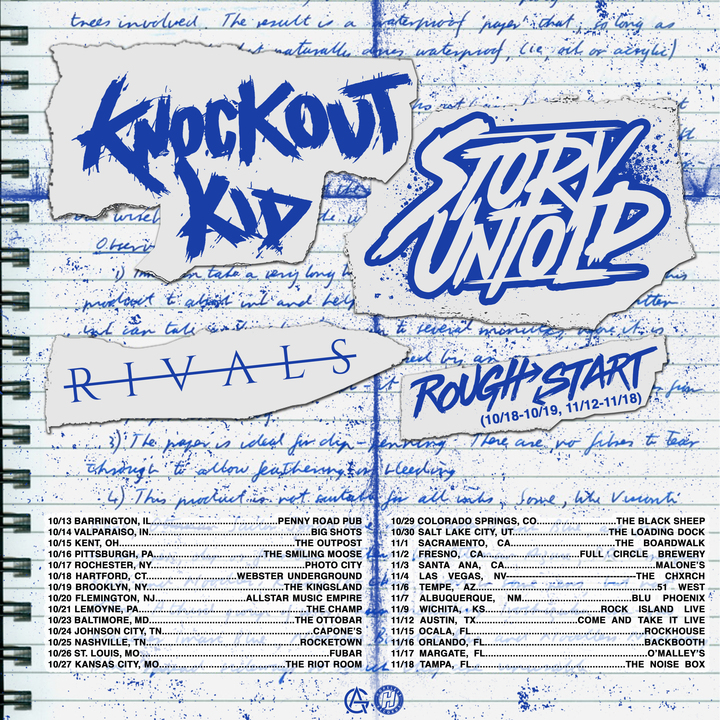 Knockout Kid @ The Outpost - Kent, OH