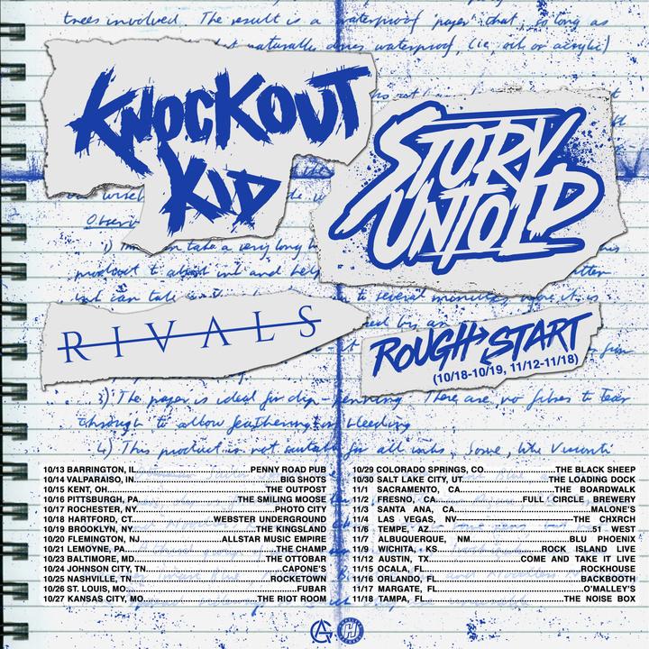 Knockout Kid @ The Boardwalk - Sacramento, CA