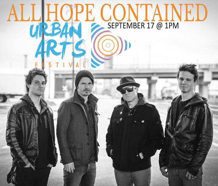 All Hope Contained @ Gallivan Center - Salt Lake City, UT