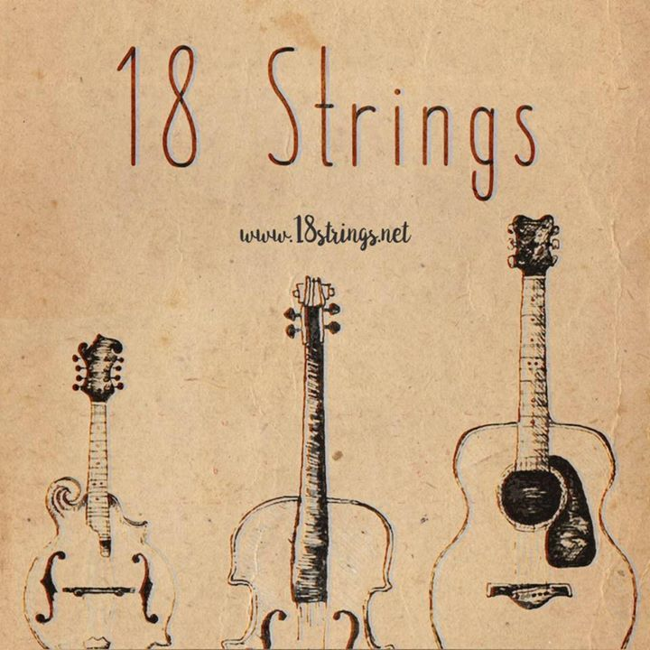 18 Strings @ WCLG Homegrown - Morgantown, WV