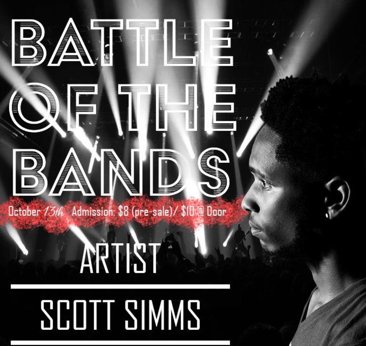Scott Simms @ The Underground - Cincinnati, OH